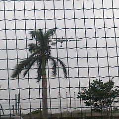 Photo taken at West Service Road by Abbe D. on 8/1/2012