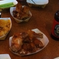 Photo taken at Buffalo Wild Wings by Eric C. on 2/17/2012