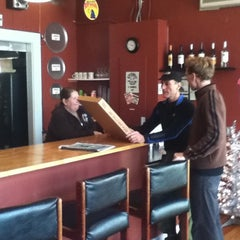 Photo taken at Atomic Pizza by Nick B. on 12/1/2011
