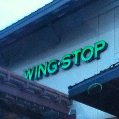 Photo taken at Wingstop by Barbara S. on 3/1/2012