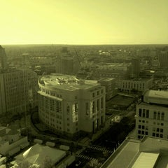Photo taken at Richmond City Hall by CeeJay L. on 11/8/2011