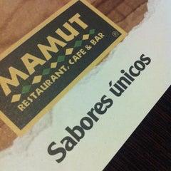 Photo taken at Mamut Restaurant by Matías W. R. on 4/30/2012