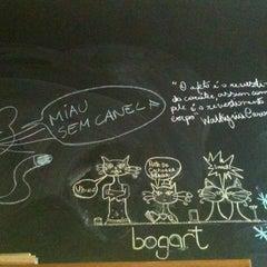 Photo taken at Bogart Café by Charlles P. on 1/6/2012