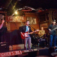 Photo taken at Firehouse Saloon by Chris H. on 1/21/2012
