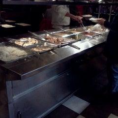 Photo taken at New Delhi Indian Restaurant by Marilyn J. on 1/26/2012