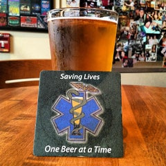 Photo taken at Iron Springs Pub & Brewery by Steve T. on 5/18/2012
