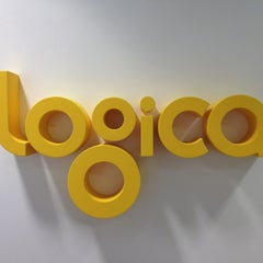 Photo taken at Logica by Miles C. on 1/30/2012