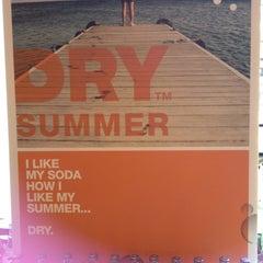 Photo taken at DRY Soda Co. by ak310i on 7/5/2012