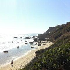 Photo taken at El Matador State Beach by Olivia H. on 8/29/2011
