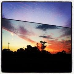 Photo taken at Van Wyck Expressway (I-678) by Jess M. on 7/10/2012