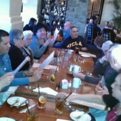 Photo taken at Cedar Creek Inn by Abran Alejandro Q. on 12/28/2011