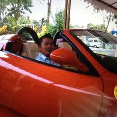 Photo taken at Badol autospray workshop by Tia R. on 3/23/2012