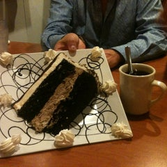 Photo taken at Flashback Diner & Coffeehouse by Ángel M. on 9/8/2012