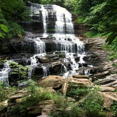 Photo taken at Pearson's Falls by Greg D. on 7/14/2011