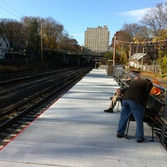 Photo taken at LIRR - Kew Gardens Station by Michael B. on 11/21/2011
