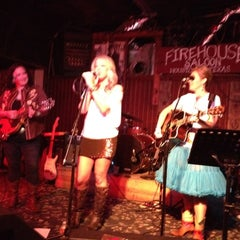 Photo taken at Firehouse Saloon by Benjamin S. on 8/26/2012