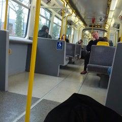 Photo taken at Haymarket Metro Station by Ethan K. on 5/4/2012