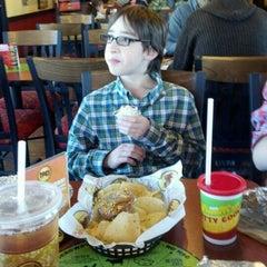 Photo taken at Moe's Southwestern Grill by Kurt M. on 2/26/2012