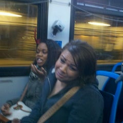 Photo taken at CTA Bus 155 by Chad N. on 12/3/2011