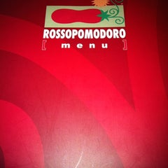Photo taken at Rossopomodoro by Ilaria Z. on 5/28/2011