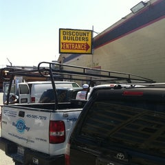 Photo taken at Discount Builders Supply by Rick H. on 8/29/2011