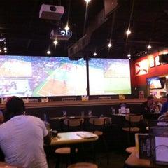 Photo taken at Buffalo Wild Wings by Big J. on 6/8/2012