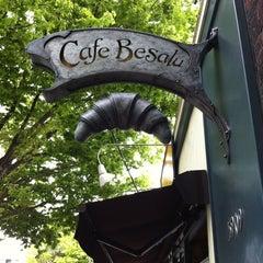 Photo taken at Cafe Besalu by Joey P. on 4/29/2012