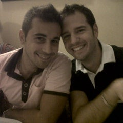 Photo taken at Osteria del Ponte by Lele on 9/3/2011