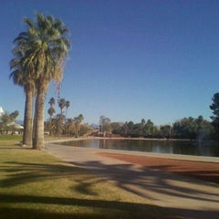 Photo taken at Reid Park by sunny on 1/3/2012
