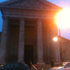 Photo taken at Église Saint-Germain by Milan M. on 1/31/2012