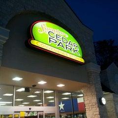 Photo taken at Signature CEDAR PARK by Bryan on 4/27/2012