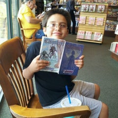 Photo taken at Barnes & Noble by Oscar G. on 7/6/2012
