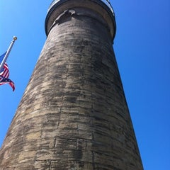 Photo taken at Fairport Harbor Marine Museum and Lighthouse by Anna N. on 8/1/2012