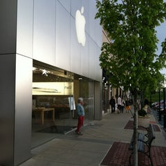 Photo taken at Apple Store, Lehigh Valley by Jamie M. on 5/7/2011