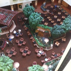 Photo taken at Embassy Suites Hot Springs - Hotel & Spa by Jeremy M. on 8/4/2011