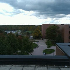 Photo taken at College of Imaging Arts and Sciences by Anthony S. on 9/30/2011