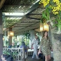 Photo taken at Gaiana Restaurante by Alceu C. on 6/30/2012