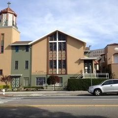 Photo taken at St John's United Church of Christ by Karen S. on 11/13/2011