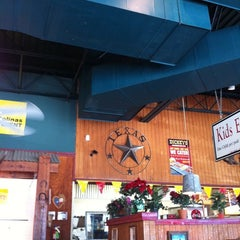 Photo taken at Dickey's Barbecue Pit by Selena F. on 7/31/2011