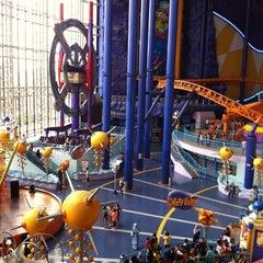 Photo taken at Berjaya Times Square Theme Park by Christine L. on 2/26/2011