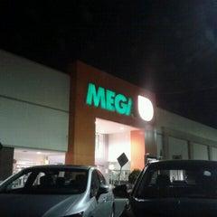 Photo taken at Mega Comercial Mexicana by Alejandra S. on 10/5/2011