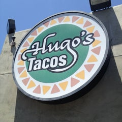 Photo taken at Hugo's Tacos by Jeremy F. on 5/20/2012