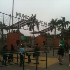 Photo taken at Parque de las Leyendas by PAZcual Alfredo M. on 9/13/2012