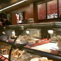 Photo taken at Starbucks by Courtney B. on 12/4/2011