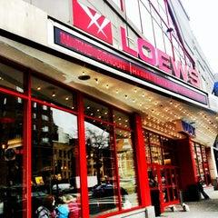 Photo taken at AMC Loews Kips Bay 15 by Jeffrey Z. on 12/29/2011