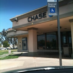 Photo taken at Chase Bank by Evan T. on 5/12/2012
