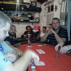 Photo taken at Bob's Poker Den by Paul L. on 9/27/2011