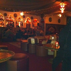 Photo taken at El Morocco by Courtney B. on 1/15/2012