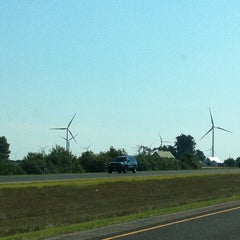 Photo taken at Paulding County Wind Turbine #1 by Dan M. on 8/13/2011
