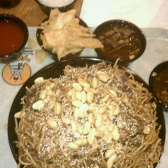 Photo taken at YC'S Mongolian Grill by Fatty A. on 10/26/2011